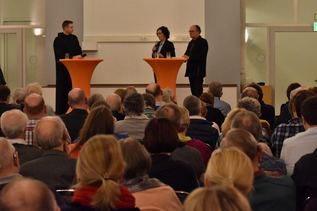 020_01_21 Vortrag Quo vadis, Kirche. (6kl.), Foto Annette Schüller