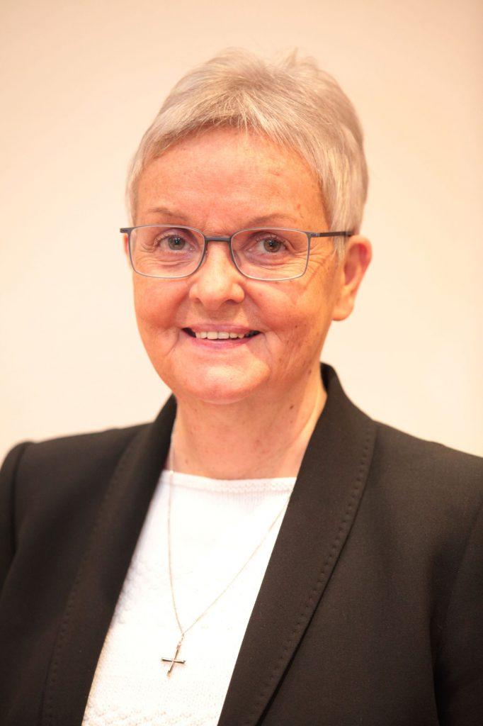 Sr Edith-Maria Magar