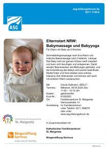 Babymassage.06.05.2020